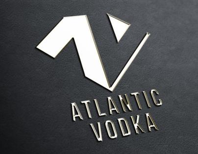Visual identity for ATLANTIC VODKA - Student project