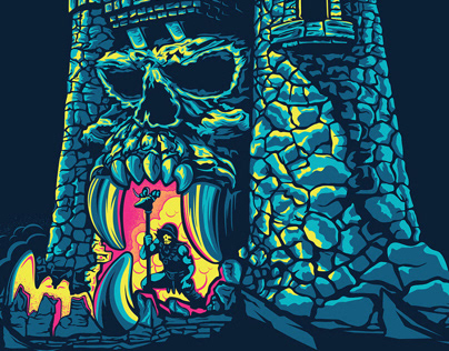 Castle Grayskull (MOTU)