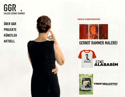 Galerie Gernot Rammer