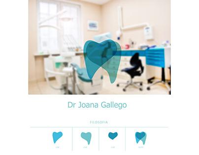 Branding Dentist Dr Joana