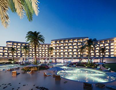 Hotel alger 2 (Tasmim)