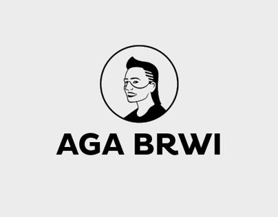 AGA BRWI