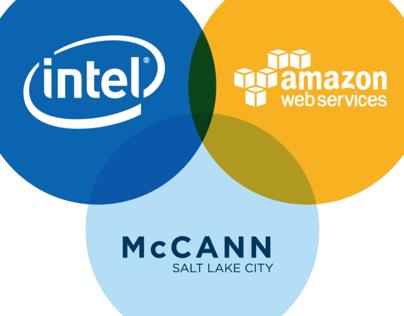 Intel / Amazon / McCann - Award Promo
