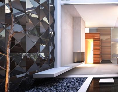 KAOS Seramik Karo Tasarımı - Ceramic Tile Design