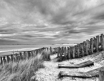 Cadzand strand