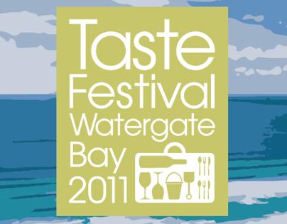 Taste Festival Watergate Bay 2011