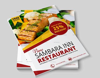 Brochure - Flyer- Poster
