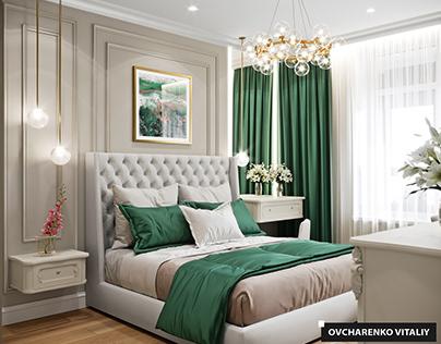 Classic apartment 110 м2