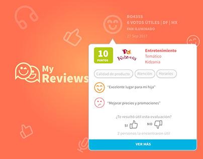 Review web / app platform Case of Study UX