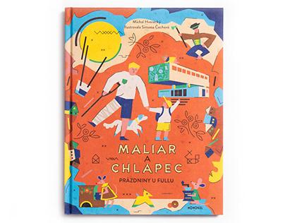 Picturebook MALIAR a CHLAPEC