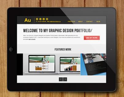 Online Personal Portfolio Website