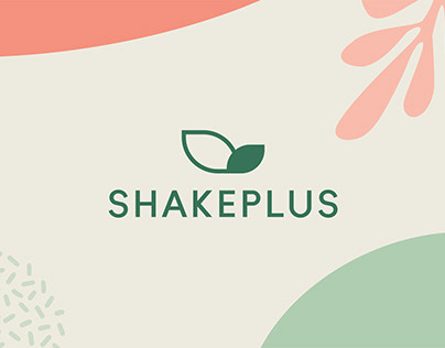 Shakeplus / Branding & Packaging