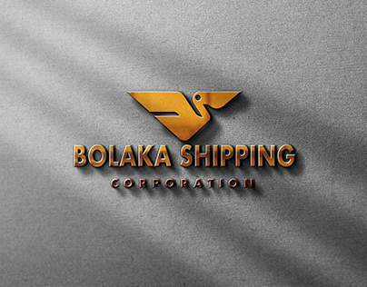 Create a Logo for Bokala Shipping Corporation