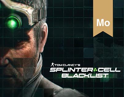 SPLINTER CELL BLACKLIST MOTION DESIGN