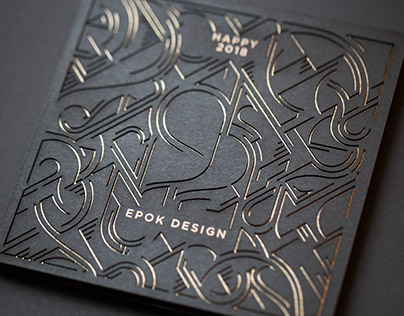 Studio Epok Design - Visual identity