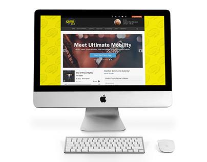 Quicksie Website