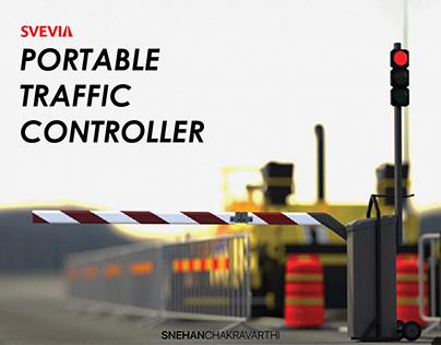 PORTABLE TRAFFIC CONTROLLER