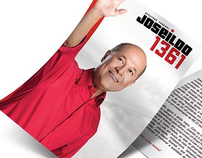 Campanha para Deputado Federal - Joseildo Ramos