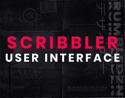 Scribbler UI