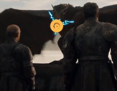 Game of thrones (simple VFX)