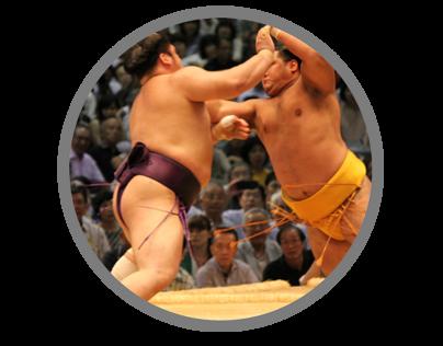 Sumo tournament July 2013,  Nagoya, Japan