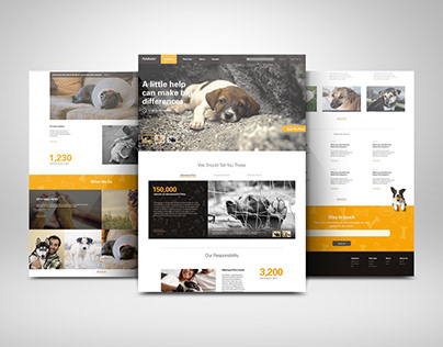 PetsRader Website