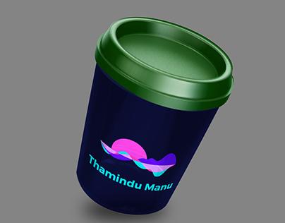3d Cup Mockup