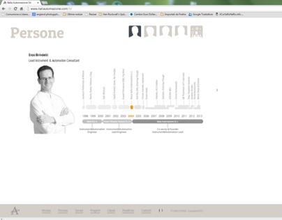 Italiautomazione - Web Site
