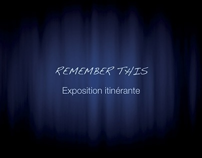 blu[e]space: Remember This