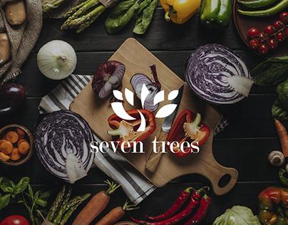 Seven Trees - Identidad Visual - Branding