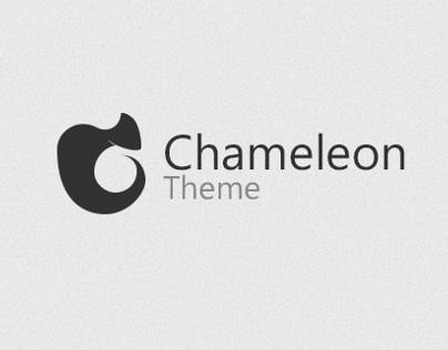 Chameleon theme
