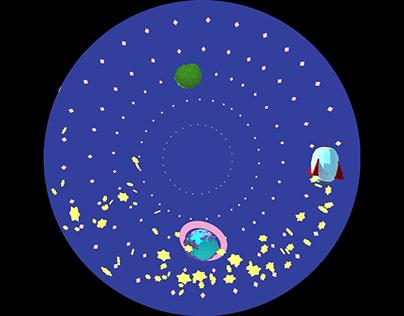 3D animation - Planetarium