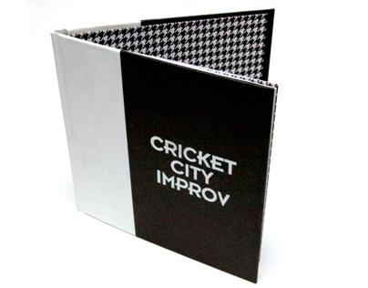 Promotion Book : Cricket City Improv