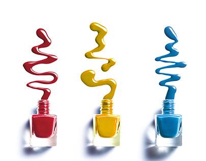 Cosmetics Colours & Motion