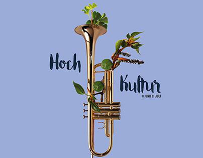 Musikfestival Hochkultur