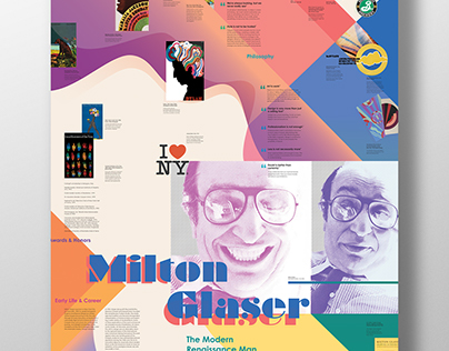 Milton Glaser—The Modern Renaissance Man