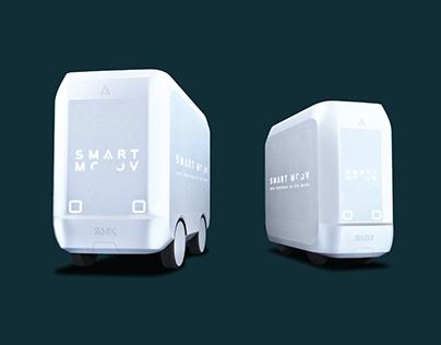 SMARTMOOV - MOBILE RETAIL KIOSK
