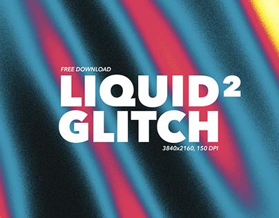 FREE - 20 Liquid Glitch Backgrounds #2
