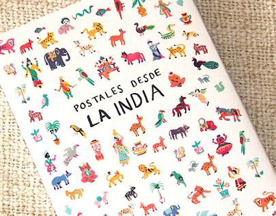 Postales desde La India