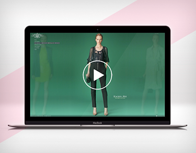 Rachel Roy Interactive Reel