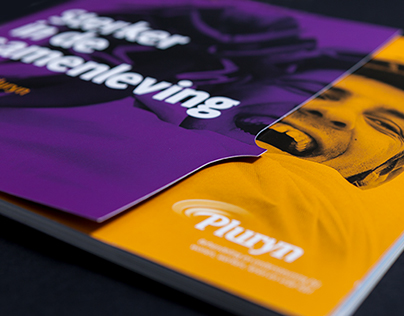 Corporate brochure Pluryn