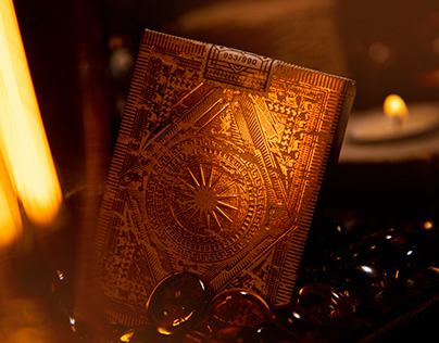 Corona Playing Cards - Luoyue Edition