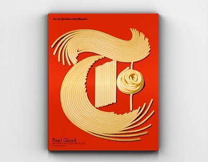 Blackletter Bolognese Magazine Cover