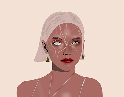 Fashion Digital Art