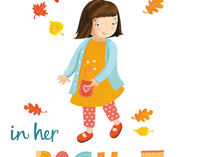 The Kiss in Her Pocket - new children's book