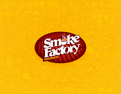 Smoke Factory - Restaurant Branding - with One&Only