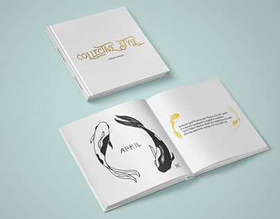 Collective Style - Illustration book