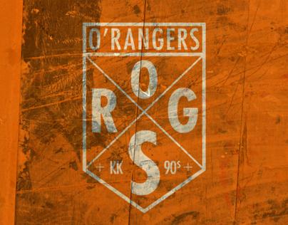 logo orangers team