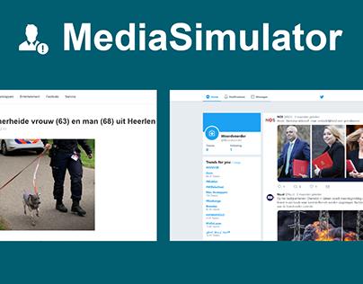 Media Simulator