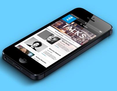 92Y Website